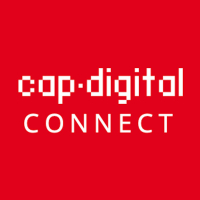 Cap Digital Connect logo