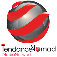 Logo TendanceNomad Medianetwork