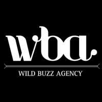 Logo Wild Buzz Agency
