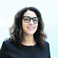 Aziza Akmouch , Head of Division - Cities, Urban Policies and Sustainable Development, OCDE