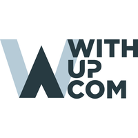 Logo With Up Com