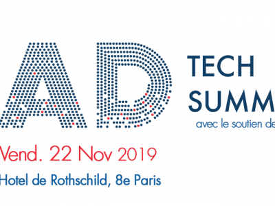 AdTech Summit 2019 visuel