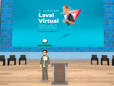 Laval Virtual days emerging words