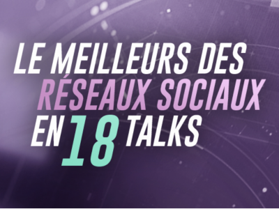 What's up Social ?, organisé les 14 & 15 octobre 2020