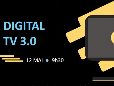 Digital TV 3.0, par IAB France le 12 mai 2021