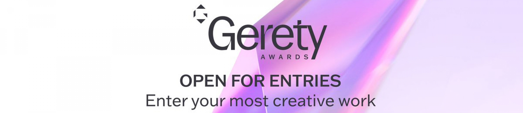 The Gerety Awards bannière organisateur