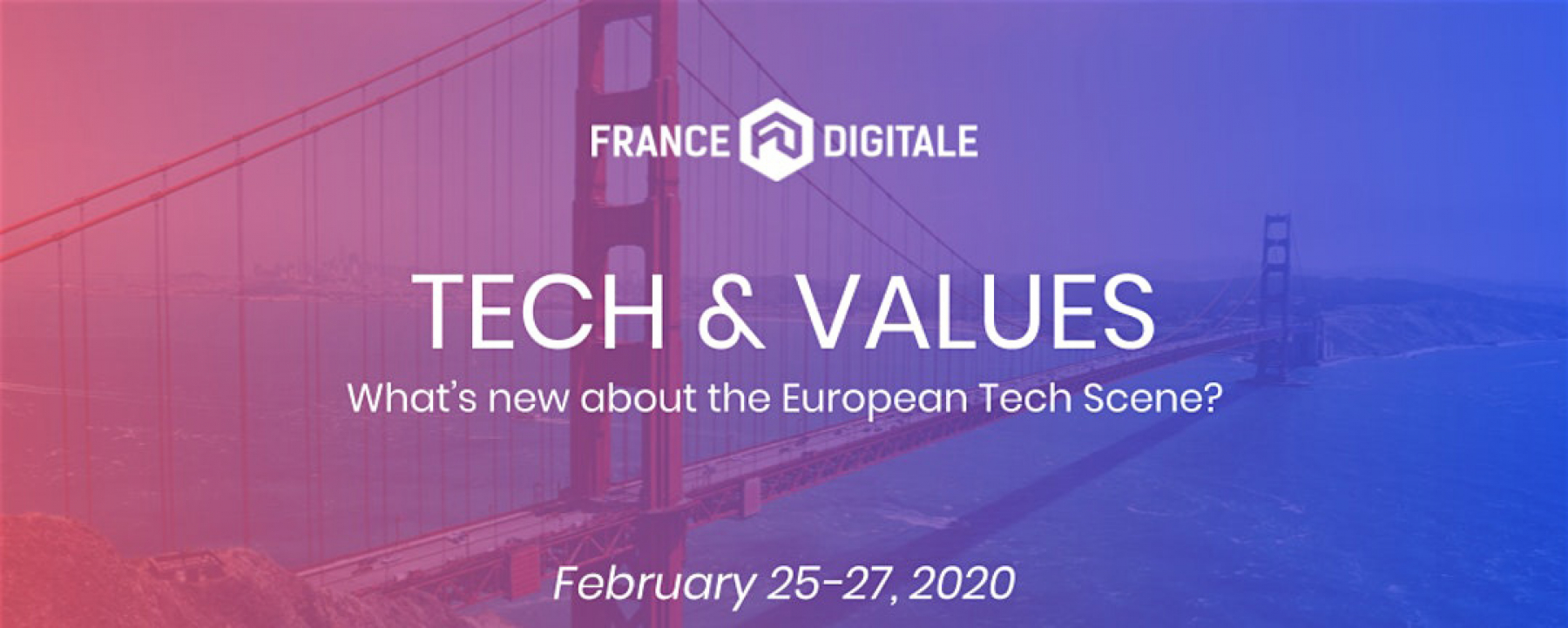 Tech& values evenement France Digitale 2020