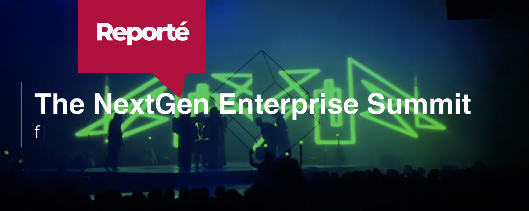 The NextGen Enterprise summit 2020, un événement organisé par Purpose4Good