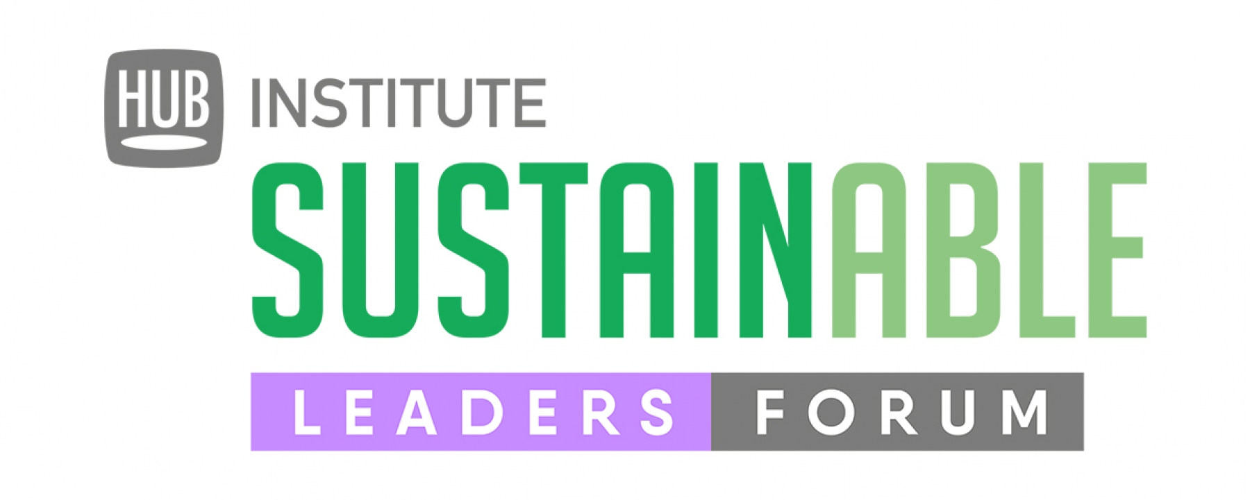 Sustainable Leaders Forum, un événement organisé le 6 mai par Hub Institute