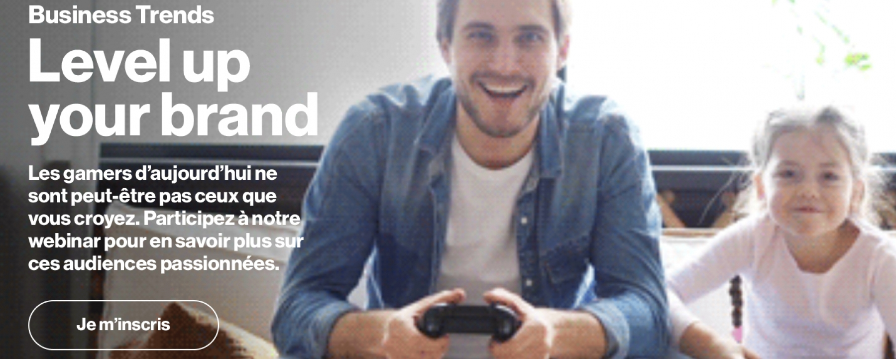 Level up your brand, webinar organisé par Verizon Media le 25 février 2021