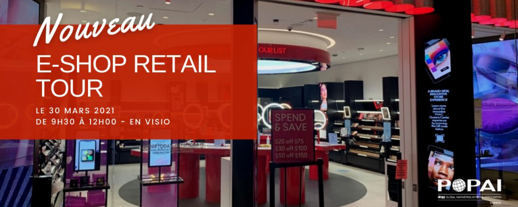 Shop Retail Tour par Popai France